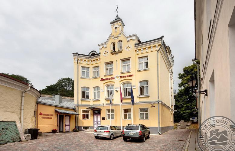 Эстония. Таллинн. Город доброжелательных и гостеприимных людей.