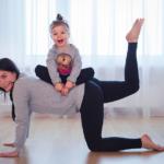 Как маме с детьми заниматься йогой и медитацией